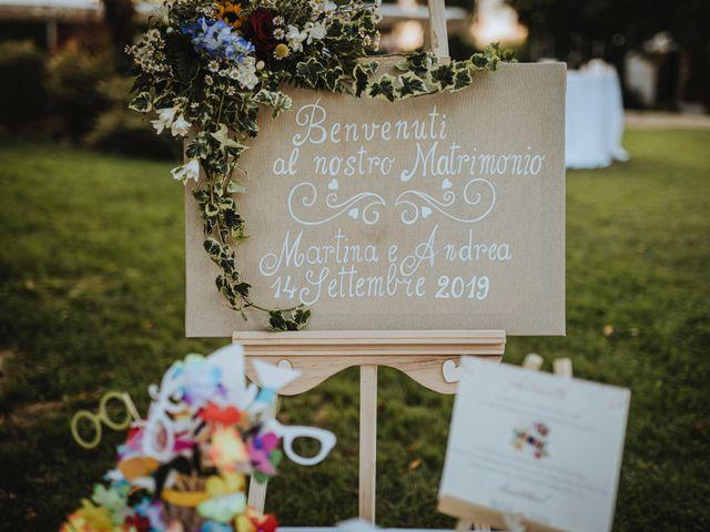 Il matrimonio di Andrea e Martina a Abano Terme, Padova 42