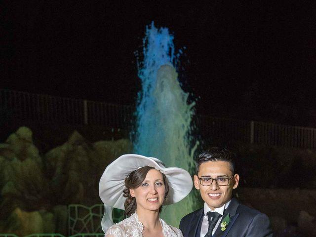 Il matrimonio di Jose Luis e Tina a Cesa, Caserta 14