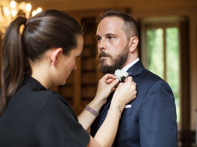 Il matrimonio di Emiliano e Loredana a Casatenovo, Lecco 17
