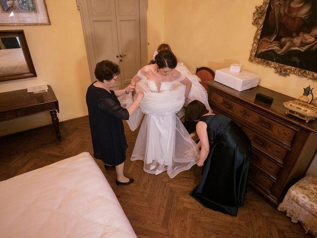 Il matrimonio di Emiliano e Loredana a Casatenovo, Lecco 24