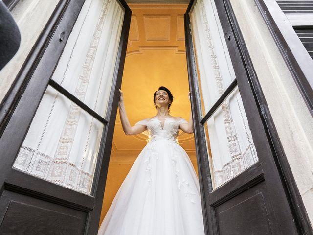 Il matrimonio di Emiliano e Loredana a Casatenovo, Lecco 26