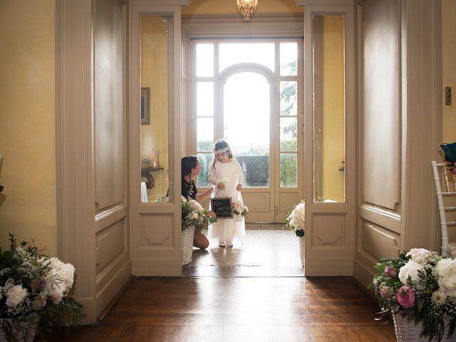 Il matrimonio di Emiliano e Loredana a Casatenovo, Lecco 32