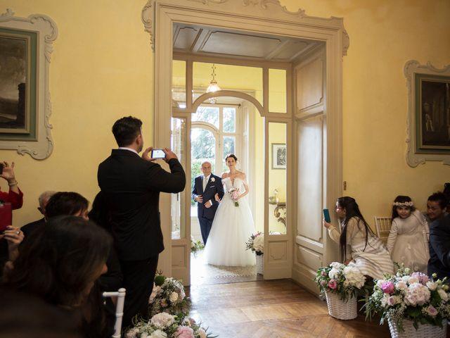 Il matrimonio di Emiliano e Loredana a Casatenovo, Lecco 34
