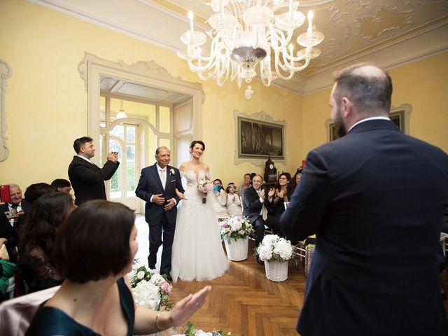 Il matrimonio di Emiliano e Loredana a Casatenovo, Lecco 35
