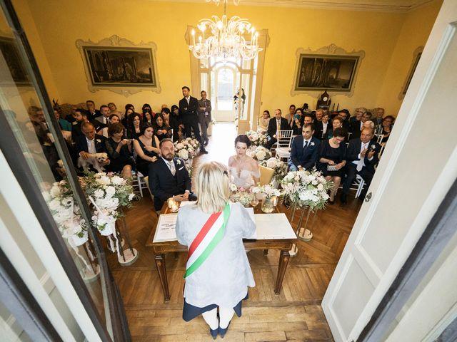 Il matrimonio di Emiliano e Loredana a Casatenovo, Lecco 41