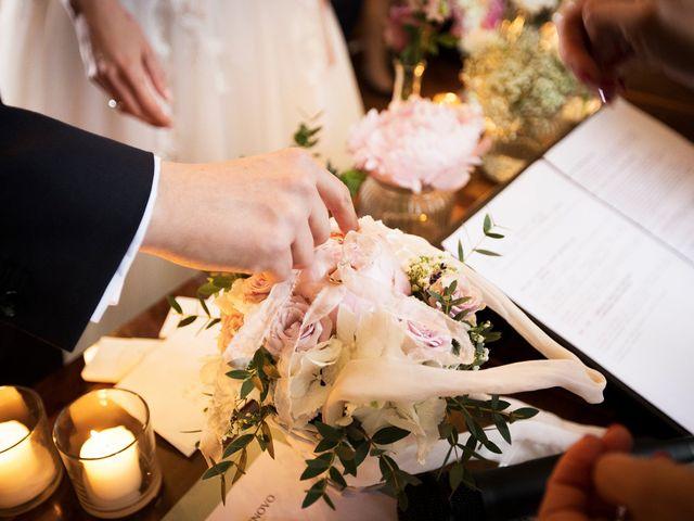Il matrimonio di Emiliano e Loredana a Casatenovo, Lecco 46