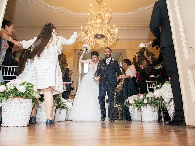 Il matrimonio di Emiliano e Loredana a Casatenovo, Lecco 51