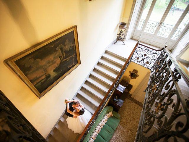 Il matrimonio di Emiliano e Loredana a Casatenovo, Lecco 62