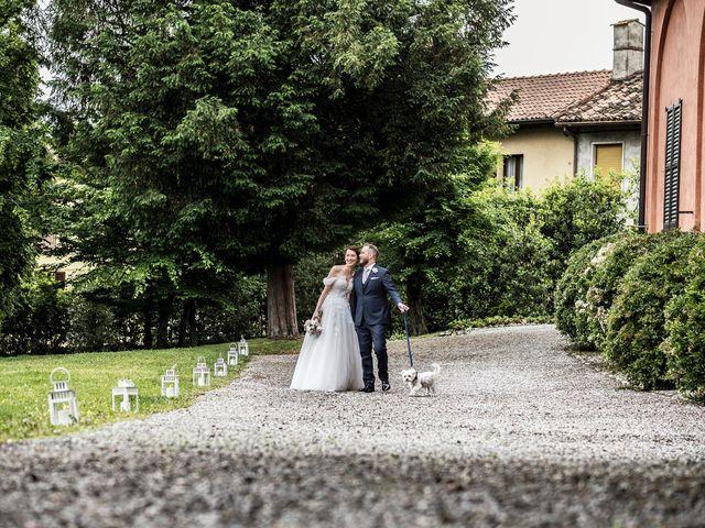 Le nozze di Loredana e Emiliano