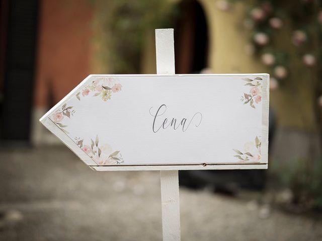 Il matrimonio di Emiliano e Loredana a Casatenovo, Lecco 68