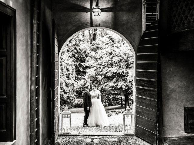 Il matrimonio di Emiliano e Loredana a Casatenovo, Lecco 70