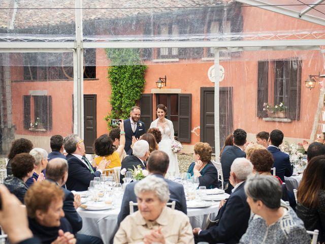 Il matrimonio di Emiliano e Loredana a Casatenovo, Lecco 71