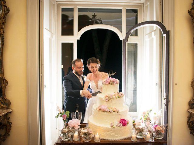 Il matrimonio di Emiliano e Loredana a Casatenovo, Lecco 81