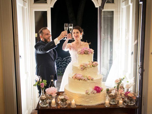 Il matrimonio di Emiliano e Loredana a Casatenovo, Lecco 82