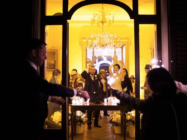 Il matrimonio di Emiliano e Loredana a Casatenovo, Lecco 86