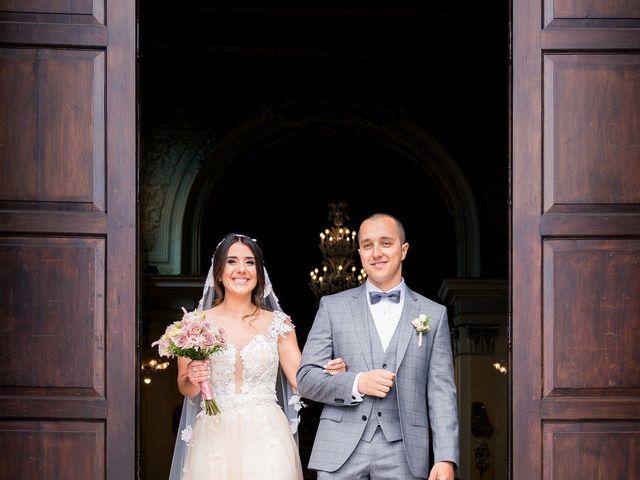 Il matrimonio di Francesco e Federica a Acireale, Catania 9