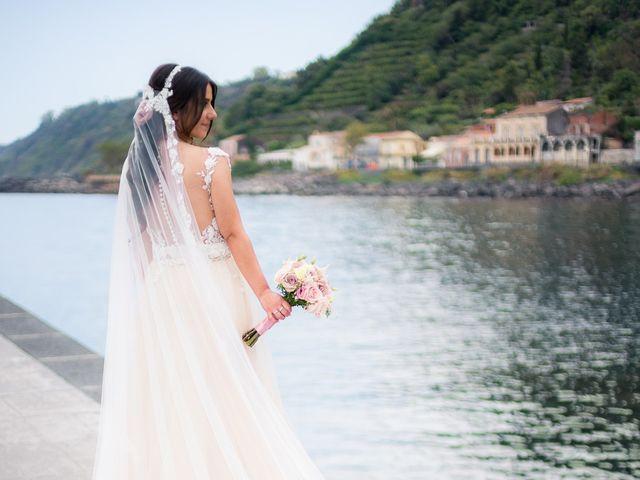Il matrimonio di Francesco e Federica a Acireale, Catania 11