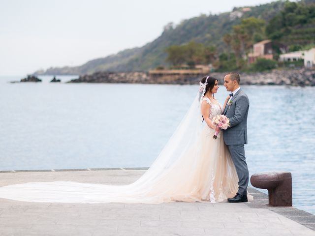Il matrimonio di Francesco e Federica a Acireale, Catania 13