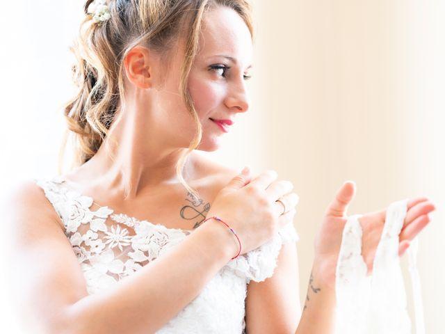 Il matrimonio di Marco e Michela a Cesano Maderno, Monza e Brianza 4