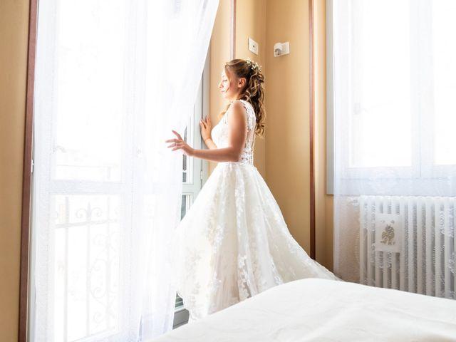 Il matrimonio di Marco e Michela a Cesano Maderno, Monza e Brianza 8