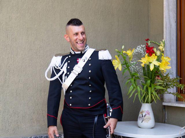 Il matrimonio di Marco e Michela a Cesano Maderno, Monza e Brianza 10