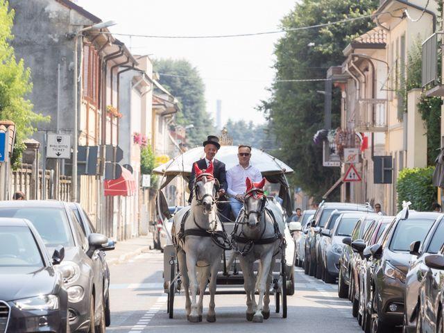 Il matrimonio di Marco e Michela a Cesano Maderno, Monza e Brianza 12