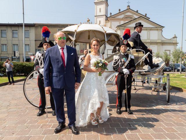 Il matrimonio di Marco e Michela a Cesano Maderno, Monza e Brianza 14