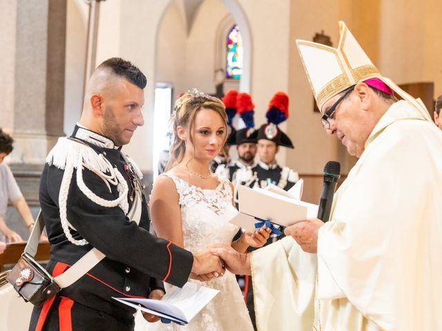 Il matrimonio di Marco e Michela a Cesano Maderno, Monza e Brianza 15