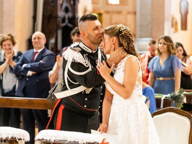 Il matrimonio di Marco e Michela a Cesano Maderno, Monza e Brianza 17