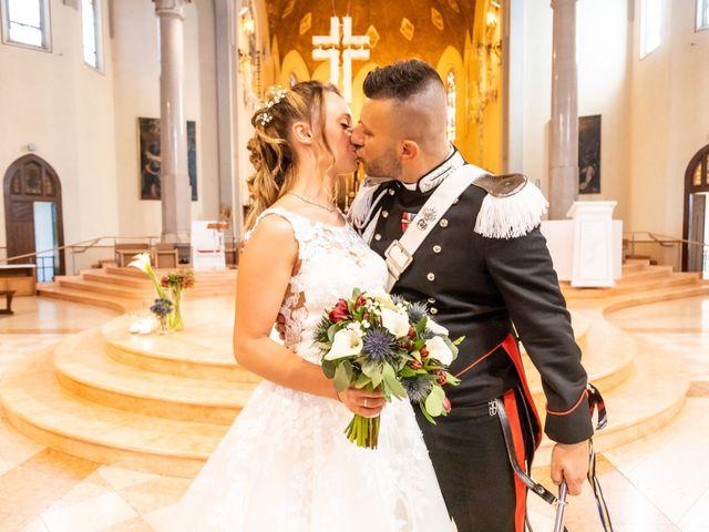Il matrimonio di Marco e Michela a Cesano Maderno, Monza e Brianza 18