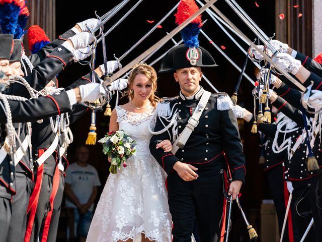 Il matrimonio di Marco e Michela a Cesano Maderno, Monza e Brianza 1