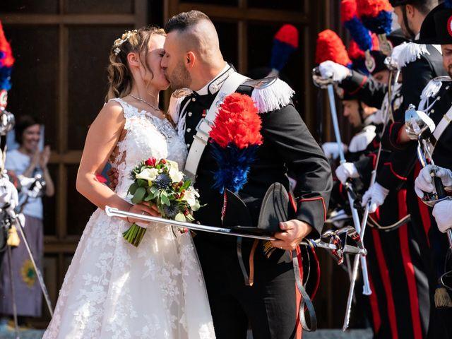 Il matrimonio di Marco e Michela a Cesano Maderno, Monza e Brianza 19