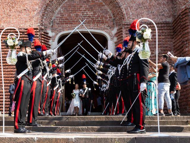 Il matrimonio di Marco e Michela a Cesano Maderno, Monza e Brianza 20