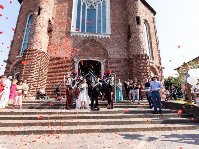 Il matrimonio di Marco e Michela a Cesano Maderno, Monza e Brianza 21