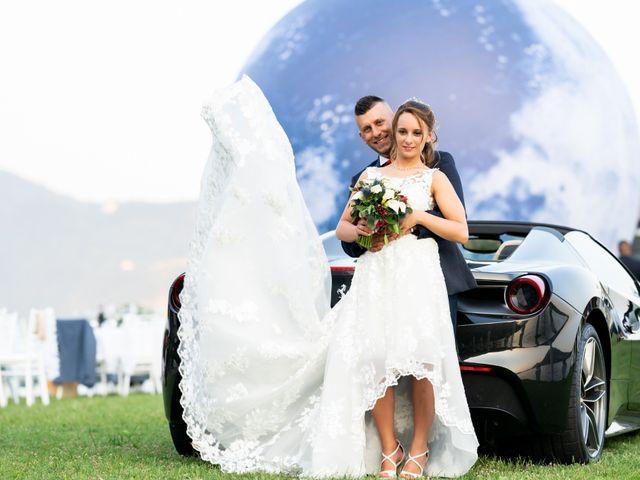 Il matrimonio di Marco e Michela a Cesano Maderno, Monza e Brianza 26