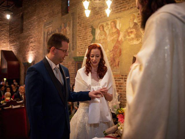 Il matrimonio di Paolo e Caterina a Milano, Milano 37