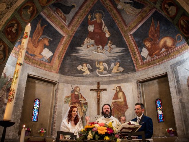 Il matrimonio di Paolo e Caterina a Milano, Milano 40