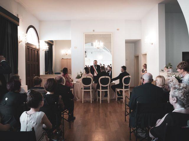 Il matrimonio di Giulio e Maura a Cavarzere, Venezia 11