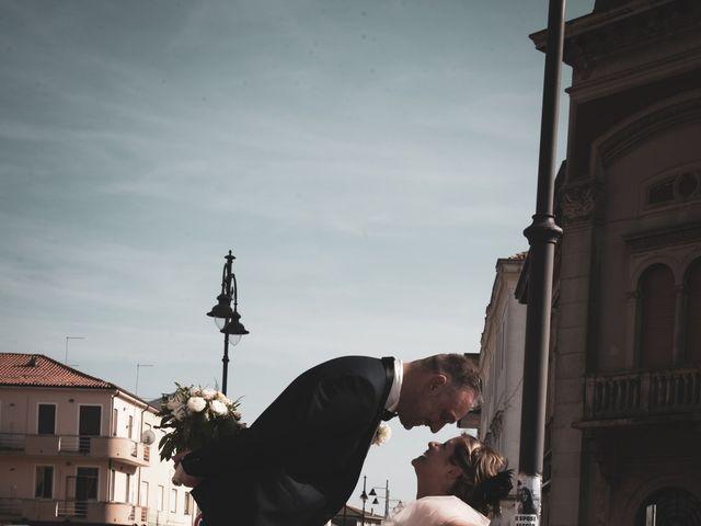 Il matrimonio di Giulio e Maura a Cavarzere, Venezia 16