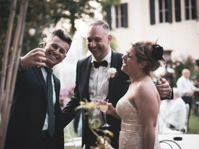 Il matrimonio di Giulio e Maura a Cavarzere, Venezia 25