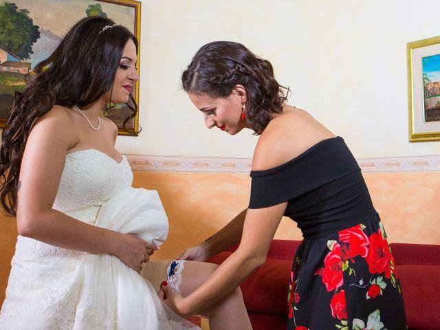 Il matrimonio di Alfio e Giulia a Catania, Catania 16