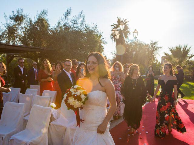 Il matrimonio di Alfio e Giulia a Catania, Catania 25