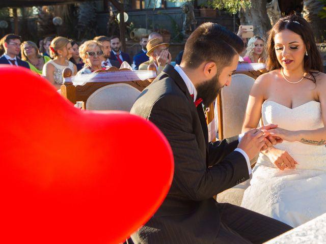 Il matrimonio di Alfio e Giulia a Catania, Catania 30