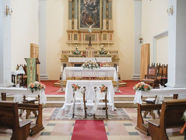 Il matrimonio di Matteo e Martina a Ravenna, Ravenna 17
