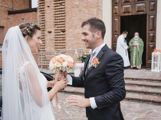 Il matrimonio di Matteo e Martina a Ravenna, Ravenna 20