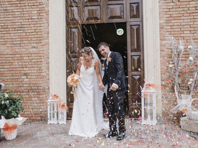 Il matrimonio di Matteo e Martina a Ravenna, Ravenna 26
