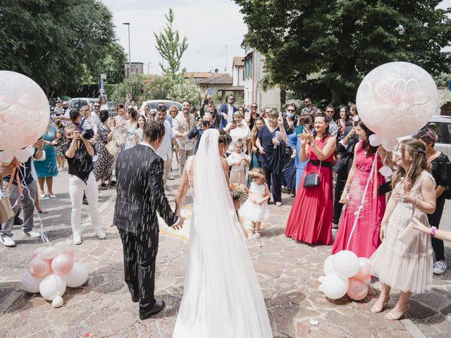 Il matrimonio di Matteo e Martina a Ravenna, Ravenna 27