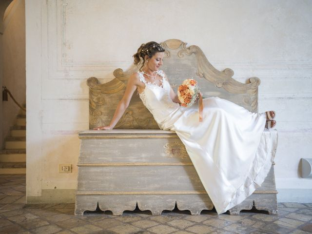 Il matrimonio di Matteo e Martina a Ravenna, Ravenna 46