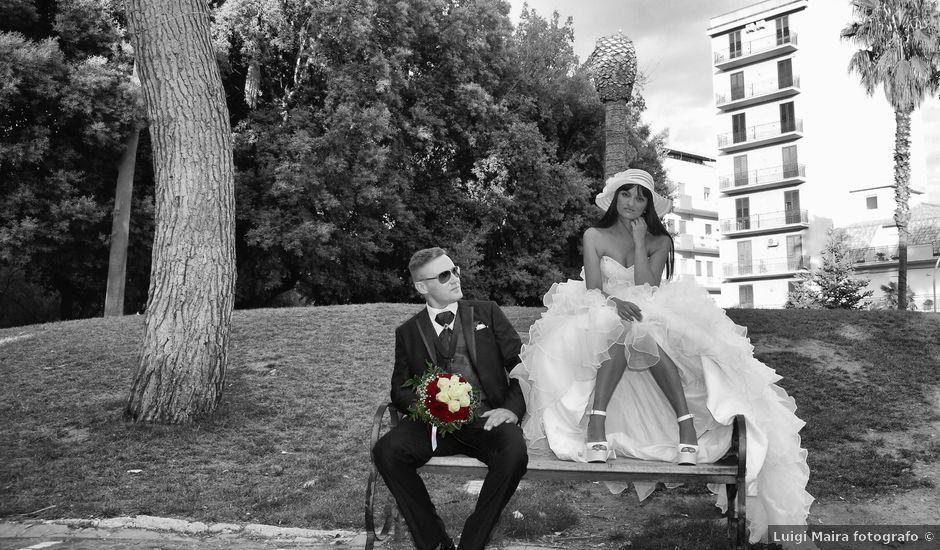 Il matrimonio di Gianluca e Enza a Canicattì, Agrigento