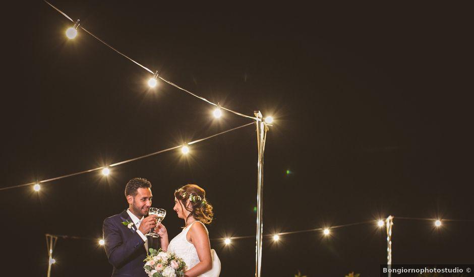 Il matrimonio di Michele e Stefani a Sciacca, Agrigento